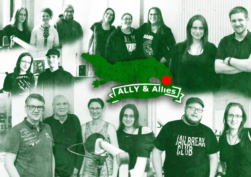 Collage Ally & Allies